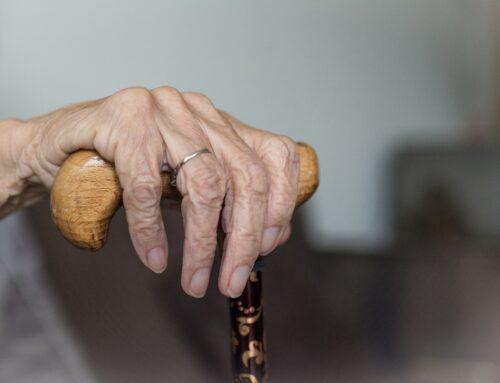 Fisio a domicilio geriátrico en Madrid
