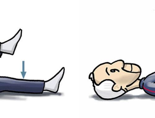 Ejercicios de drenaje linfático miembro inferior