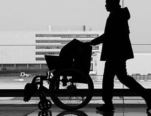 La falta de movilidad en personas mayores